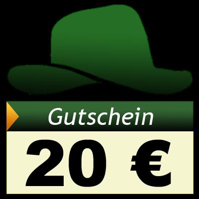 Geschenkgutschein 20Euro