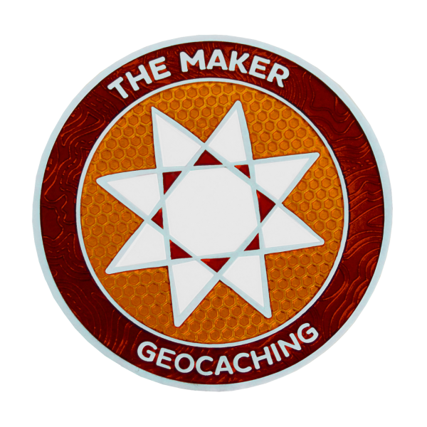 """Maker Madness"", Geocoin"